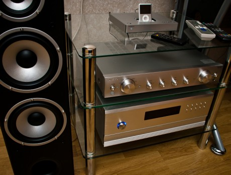 Mano Audio Sistema #1