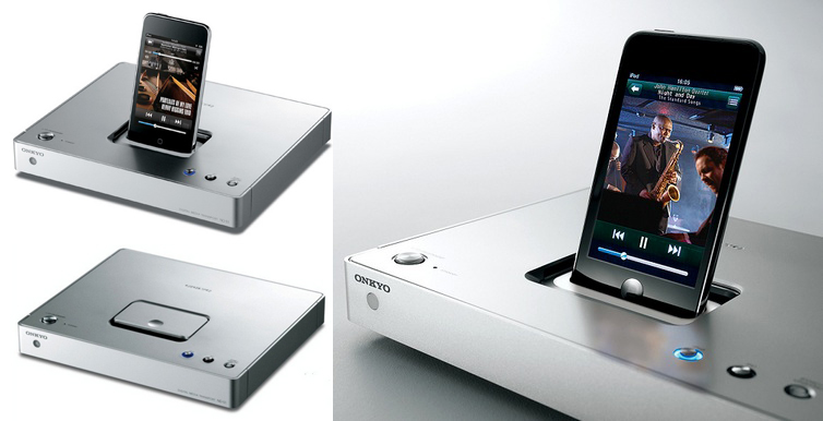 Onkyo ND S1 IPod Dock