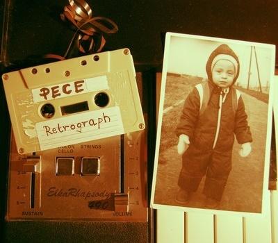Pece - Retrograph EP (kahvi316)