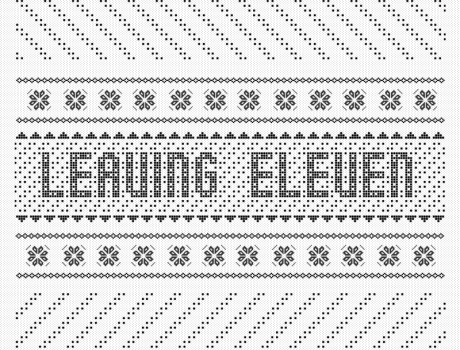VA - Leaving Eleven (lvs001)