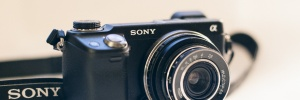 Sony NEX-6 with Industar 69