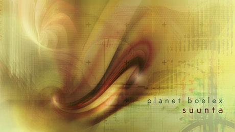Planet Boelex - Suunta (kahvi218)