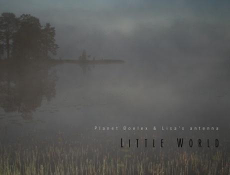 Planet Boelex & Lisa's Antenna - Little World (sfp01)