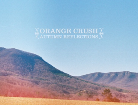 Orange Crush - Autumn Reflections (ah031)