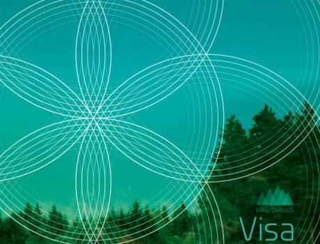 Giriu Dvasios - Visa (ctr022)